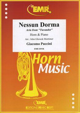 "Puccini, Giacomo: Nessun Dorma from ""Turandot"""