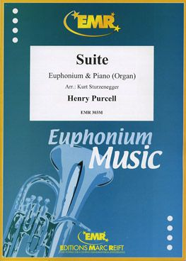 Purcell, Henry: Suite in C min