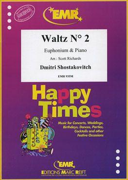 Shostakovitch, Dmitri: Waltz No 2 from the 2nd Jazz Suite