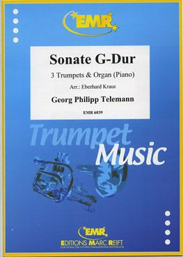 Telemann, Georg Philipp: Sonata in G maj