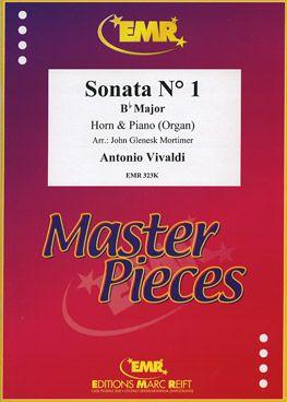 Vivaldi, Antonio: Sonata No 1 in Bb maj