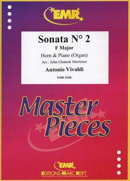 Vivaldi, Antonio: Sonata No 2 in F maj