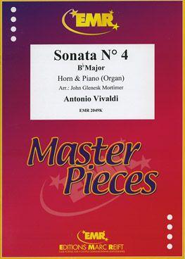 Vivaldi, Antonio: Sonata No 4 in G maj