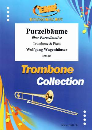 Wagenhäuser, Wolfgang: Somersaults on Purcell Themes