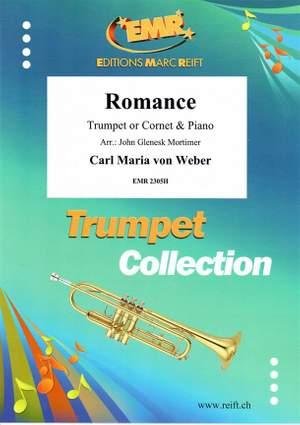 Weber, Carl Maria von: Romance in C min