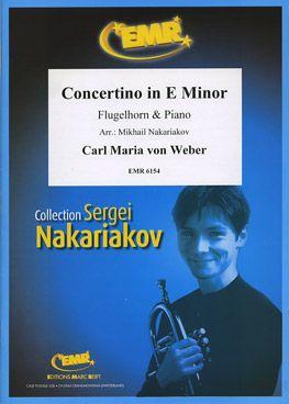 Weber, Carl Maria von: Concertino in E min op 45