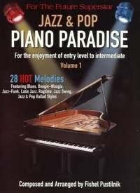 Pustilnik, Fishel: Jazz & Pop Piano Paradise vol 1
