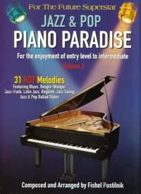 Pustilnik, Fishel: Jazz & Pop Piano Paradise vol 2