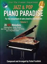 Pustilnik, Fishel: Jazz & Pop Piano Paradise vol 3