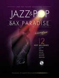 Pustilnik, Fishel: Jazz & Pop Sax Paradise vol 1