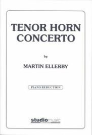 Ellerby: Tenor Horn Concerto (Eb horn with piano)