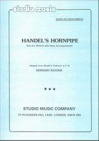 Handel's Hornpipe: Solo for Eb horn with piano accompaniment, arr. Reader