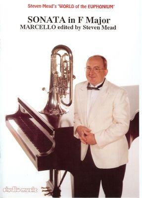 Marcello: Sonata in F major arr. Mead (euphonium treble/bass clefs with piano)