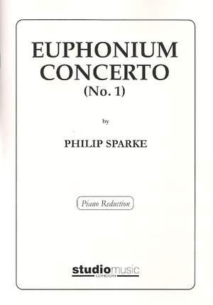 Philip Sparke: Euphonium Concerto (treble/bass clefs with piano)