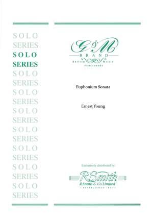 Ernest Young: Euphonium Sonata Product Image