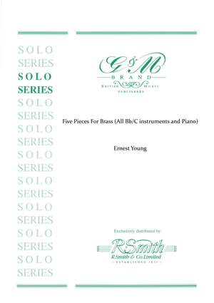 Ernest Young: Five Pieces for Brass Product Image