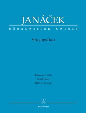 Janácek, Leos: Glagolitic Mass Product Image