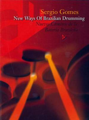 Gomes, S: New Ways of Brazilian Drumming Product Image
