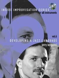 Bergonzi, J: Developing A Jazz Language Vol. 6