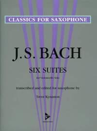 Bach, J S: Six Suites for Violoncello Solo