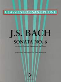 Bach, J S: Sonata No. 6 A major BWV 1035