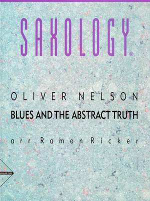 Nelson, O: Blues and the Abstract Truth