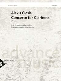 Ciesla, A: Concerto for Clarinets