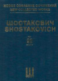 Shostakovich: Two Fables, Two Romances on Verses, Spanish Songs etc.
