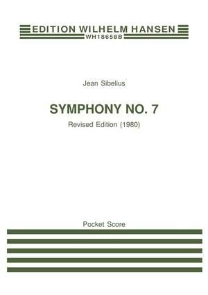 Jean Sibelius: Symphony No.7 Op.105