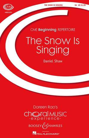 Shaw, D: The Snow is Singing