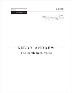 Andrew, Kerry: The earth hath voice