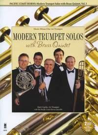 Pacific Coast Horns: Modern Trumpet Solos - Volume 3