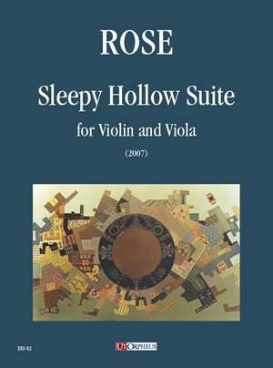 Rose, J A: Sleepy Hollow Suite