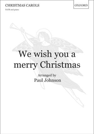Johnson, Paul: We wish you a merry Christmas