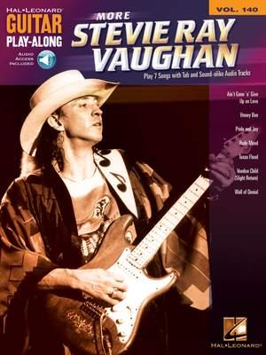 More Stevie Ray Vaughan