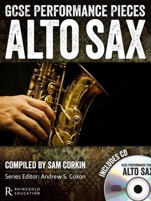 GCSE Performance Pieces - Alto Saxophone