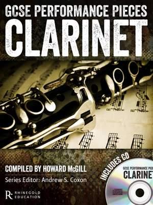 GCSE Performance Pieces - Clarinet