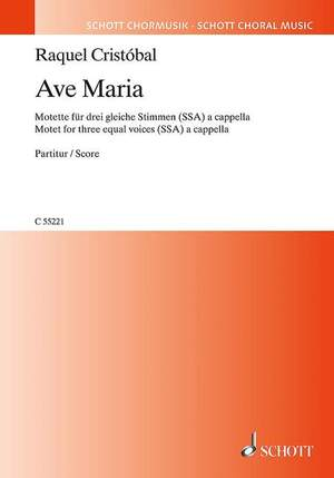 Cristóbal, R: Ave Maria