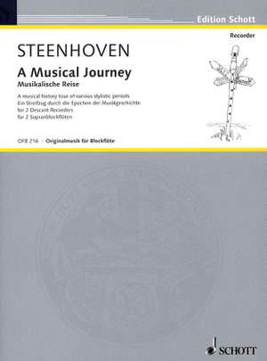 Steenhoven, K v: Musical Journey