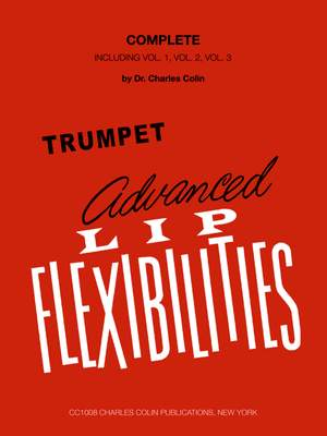 Colin, C: Advanced Lip Flexibilities Complete Product Image