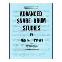 Peters, M: Advanced Snare Drum Studies