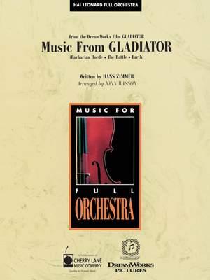 Hans Zimmer: Music from Gladiator
