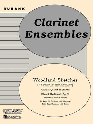 Edward MacDowell: Woodland Sketches
