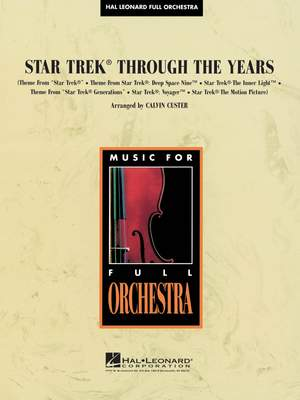 Jerry Goldsmith: Star Trek Through the Years