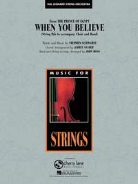 Hans Zimmer: When You Believe ( from The Prince of Egypt )