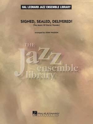 Stevie Wonder: Signed, Sealed, Delivered!
