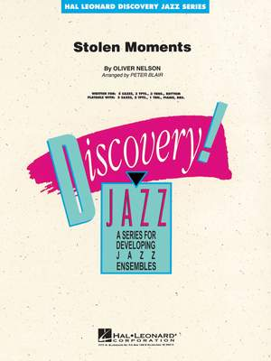 Oliver Nelson: Stolen Moments Product Image