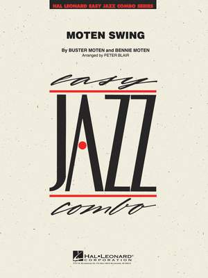 Count Basie: Moten Swing Product Image