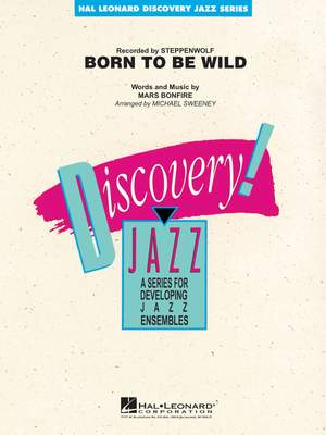 Mars Bonfire: Born to Be Wild