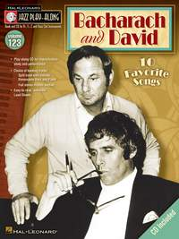 Burt Bacharach_Hal David: Bacharach and David